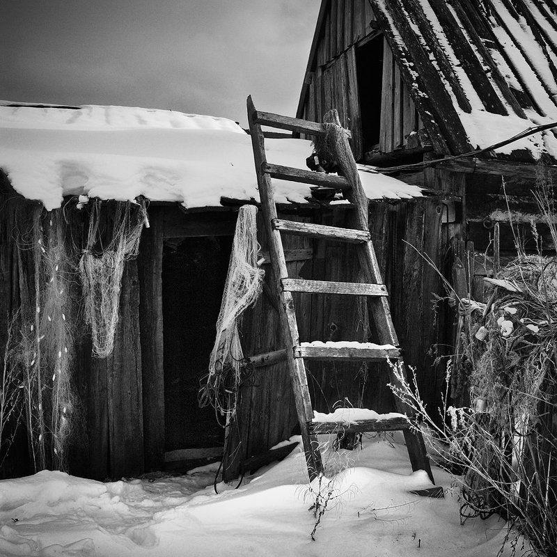 малая сыя, хакасия, предгорья, кузнецкий алатау, горы, сопки, сибирь, поселок, деревьня, деревушка, дома, зима, снег, новый год, быт, портрет Малая Сыяphoto preview