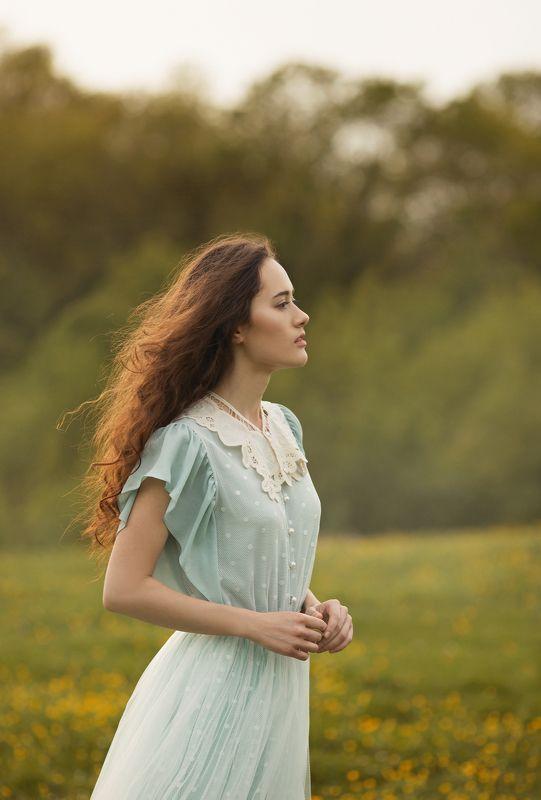 фото, девушка, портрет, природа, весна, photo, woman, portrait, nature, spring, canon Маринаphoto preview