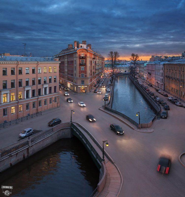 Демидов мост, канал Грибоедоваphoto preview