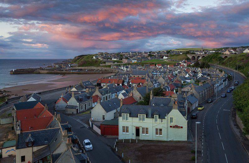 Cullen, Scotland, UK, Каллен, Шотландия Шотландия: Калленphoto preview