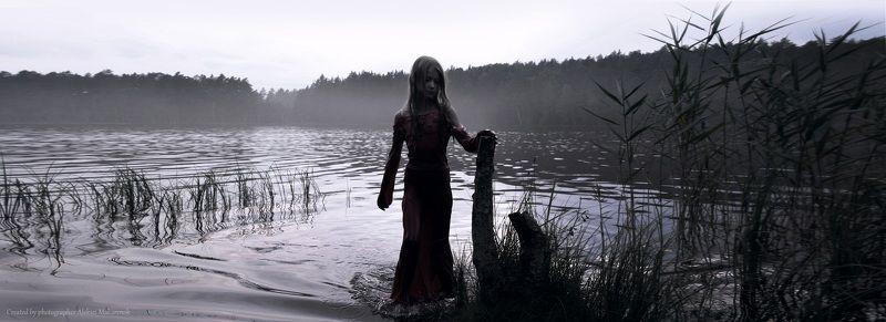 Aleksei Makarenok, Dark water Dark water......................photo preview