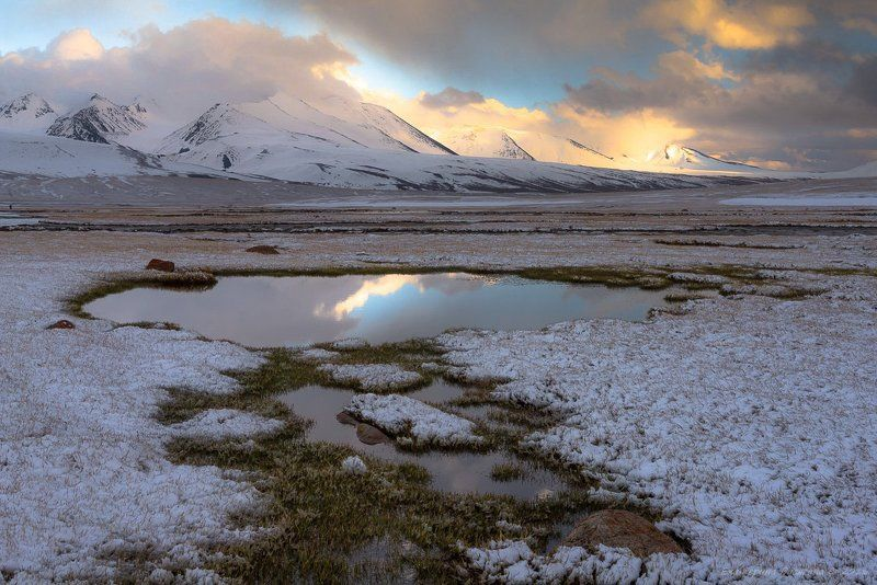 киргизия Край множества озер...photo preview