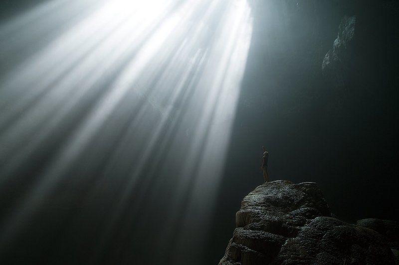 Джомбланг, Пещера, Ява Jomblang cavephoto preview