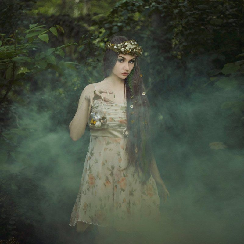 The forest queenphoto preview