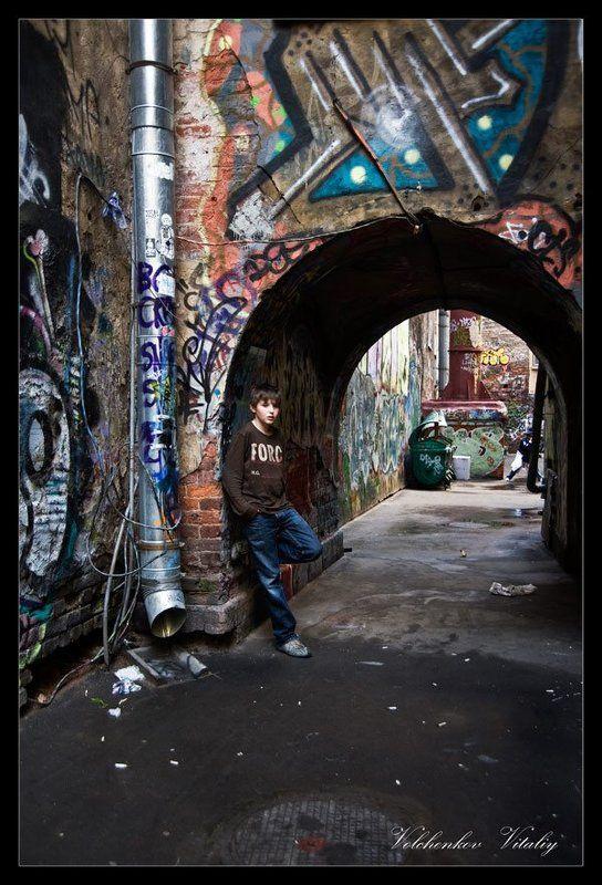 фото Питерский дворикphoto preview