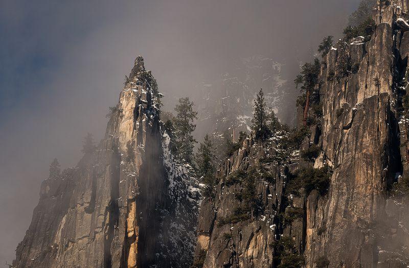 Yosemite туман...photo preview