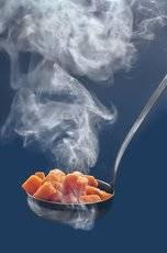 Горячая морковка