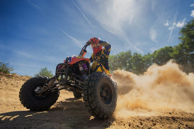 Мотокросс, quadcross 407photo preview