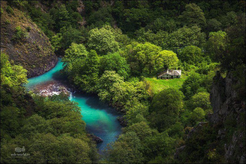 Греция, Загория, Викос, парк, пейзаж, mb-world.ru,  Национальный парк Викосphoto preview