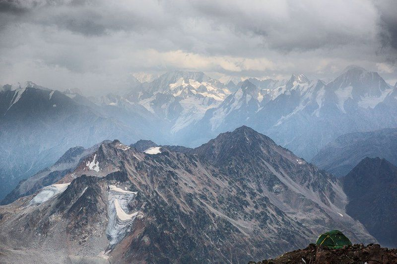 Elbrus Race, Приэльбрусье, Эльбрус Завтрак с видом.....photo preview