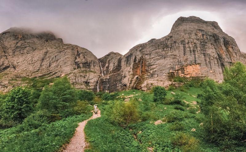Фиштинские водопадыphoto preview