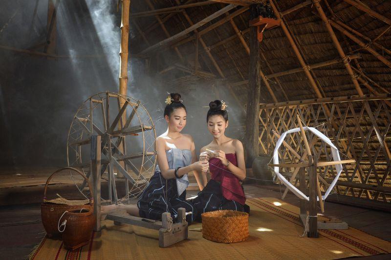 Asia, Asian, Beautiful, Culture, Dress, Thai, Thailand, Traditional, Travel Thai dressphoto preview