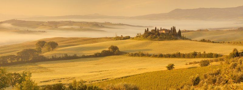 italy, tuscany, orcia ***photo preview