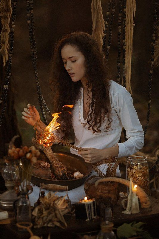 Canon, Forest, Photo, Photography, Portrait, Witch, Woman, Ведьма, Девушка, Лес, Портрет, Фото Маринаphoto preview