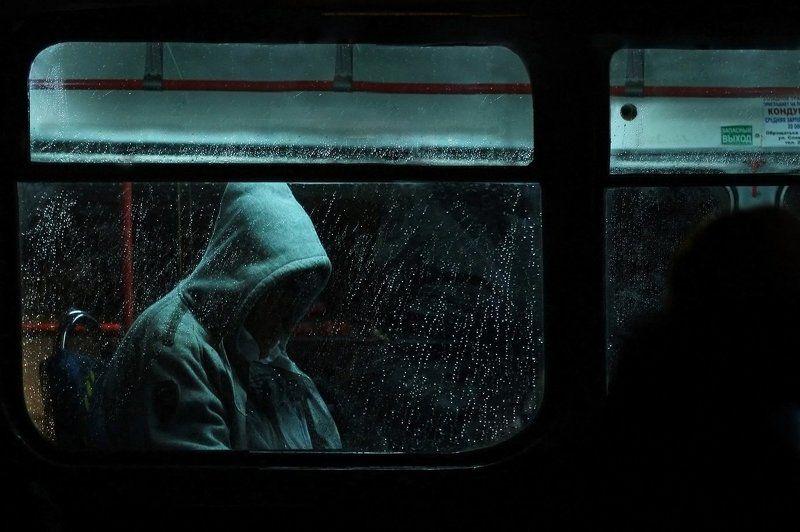 транспорт, люди, пустота Междумирьеphoto preview