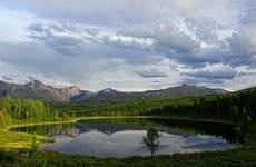 Озеро Кидэлю