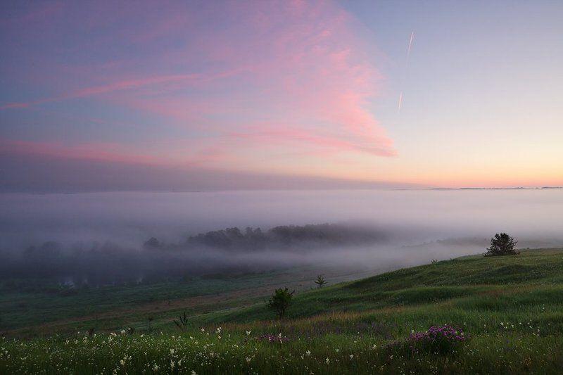 Утро на Красивой Мече.photo preview