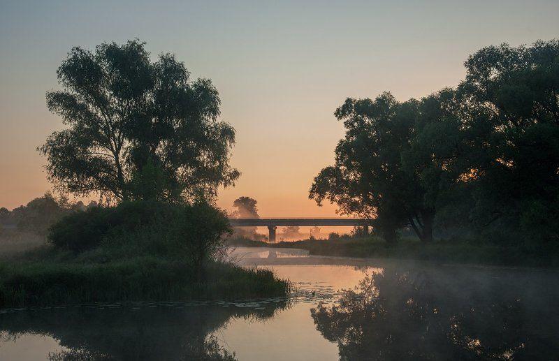 ранок на Солонецькому озеріphoto preview