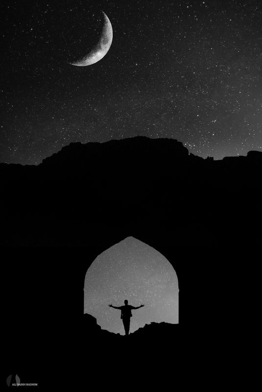 iraq Iraqi civilization in the light of the moonphoto preview
