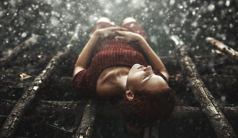 снег, пух, туман,  Пухphoto preview