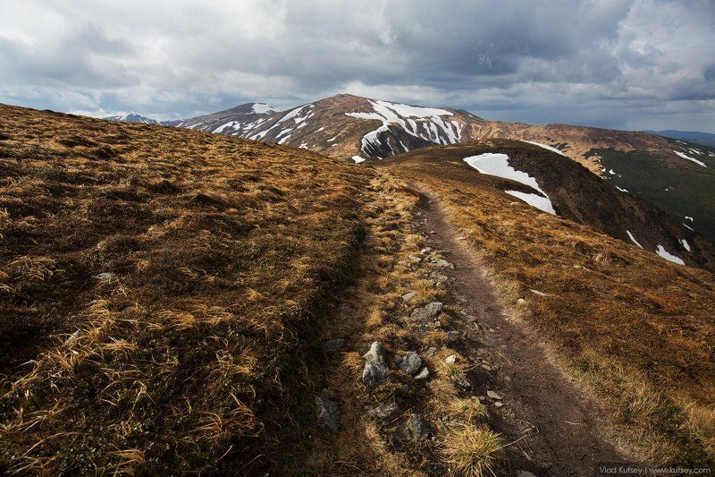 карпаты, горы, гора, путешествие, поход, вершина, хребет, украина Чорногірський хребетphoto preview