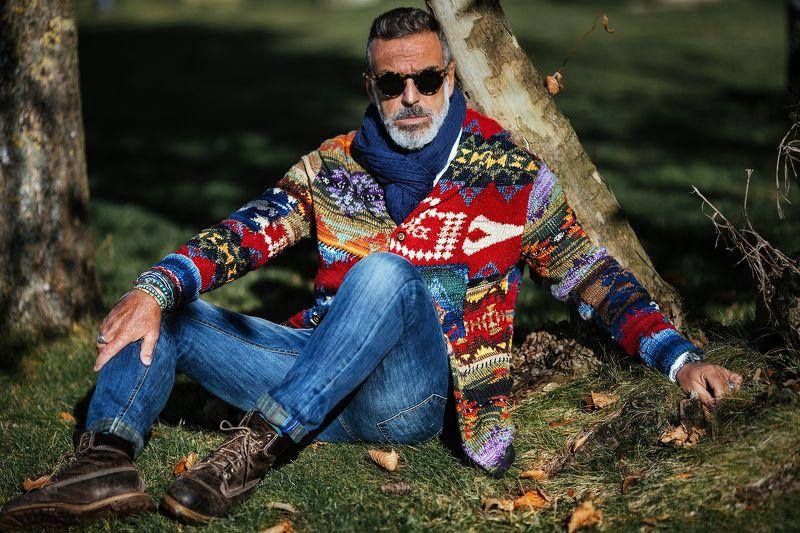 Aksentieva, Dress, Face, Man, Portrait, Saharoza, Style Federicophoto preview