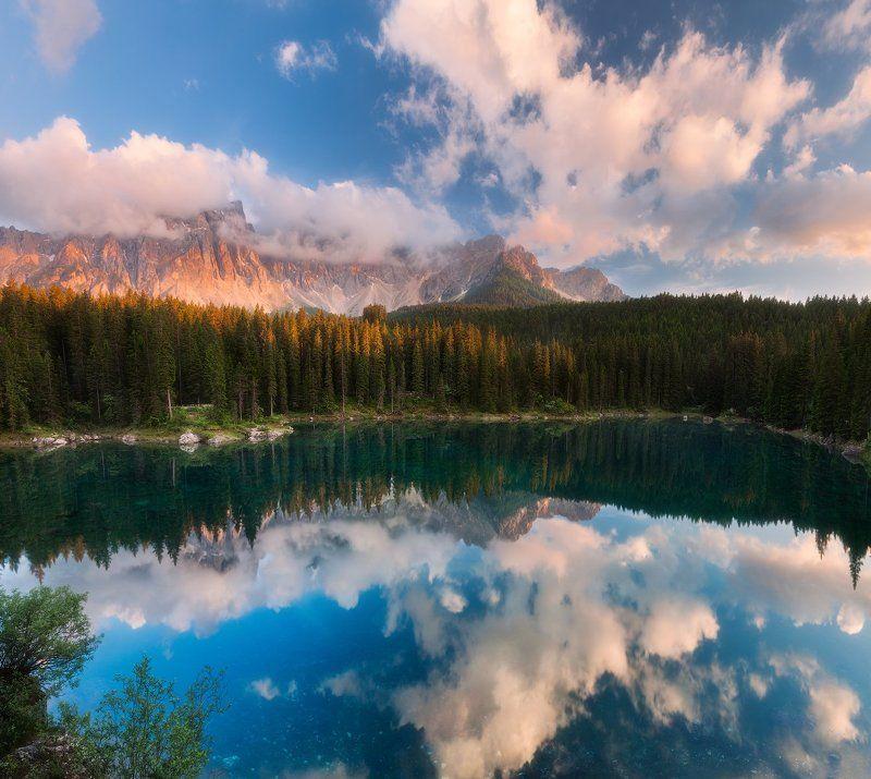 Озеро Кареззаphoto preview