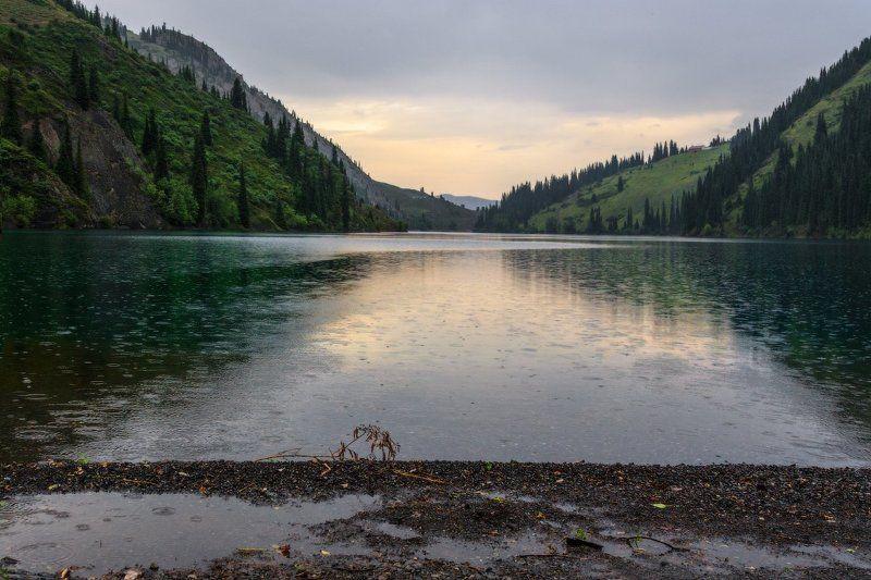 Зарисовки озера Кульсайphoto preview