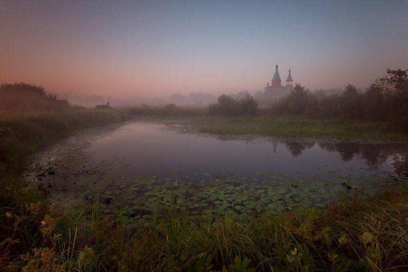 Августовское утро.photo preview