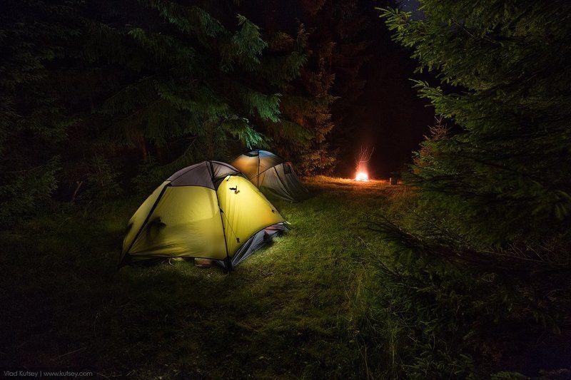 Карпаты, горы, лес, ночь, поход, костер, палатка, свет, поляна, Украина, восхождение, лето Карпатская сказкаphoto preview