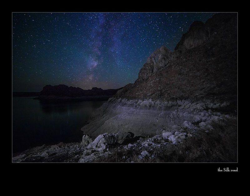 бессонная ночь... 11 часов и персеиды ;)photo preview