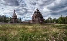 Этнопарк «Усадьба «Богословка», Ленинградская область