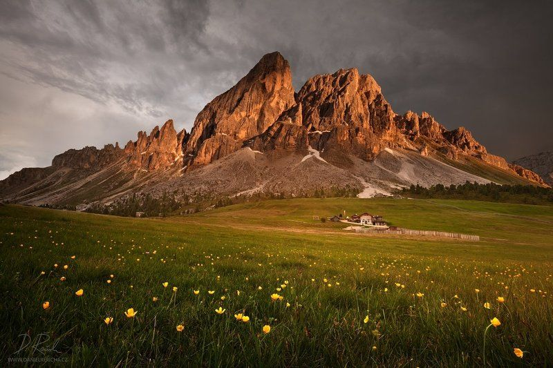 Alpen, Alps, Dolomiten, Dolomites, Dolomiti, Italia, Italien, Italy, South Tyrol, Tyrol, Belluno, Alto Adige,  Alta Badia, Passo della Erbe, Erbe, Sass de Putia, Passo Erbe, Trentino, europe, passo, pass,  travel, summer,  summer landscape, daniel rericha Before the storm...photo preview