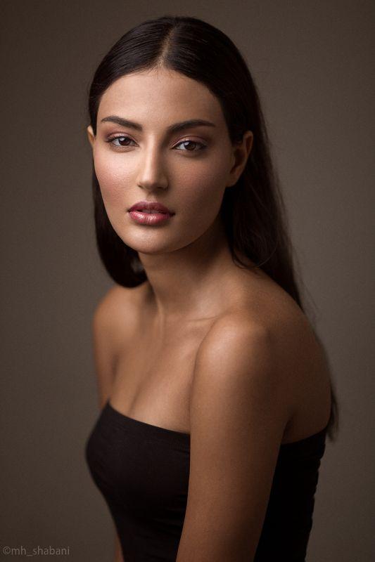 portrait, girl, face, model, pretty, beauty, retouching, lighting, makeup Monaphoto preview