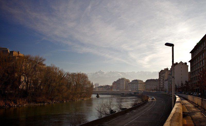 Утро в Греноблеphoto preview