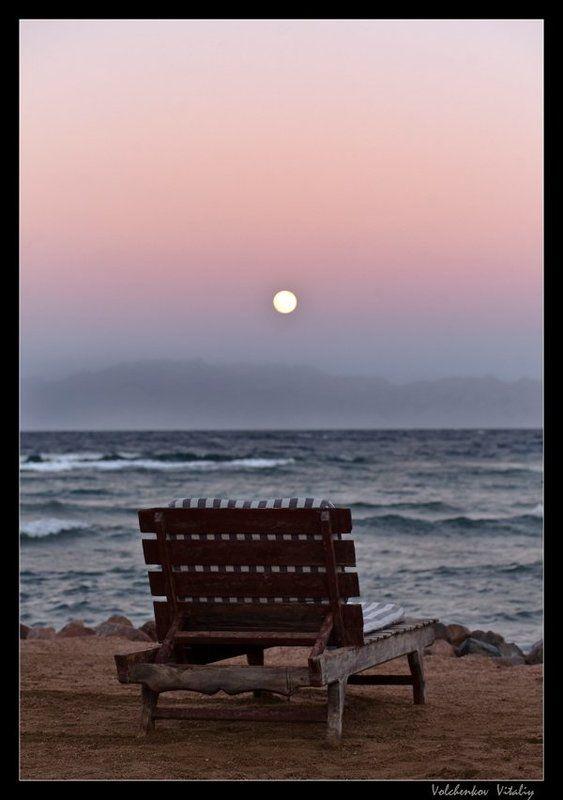 фото закат на который так и никто не пришел посмотретьphoto preview