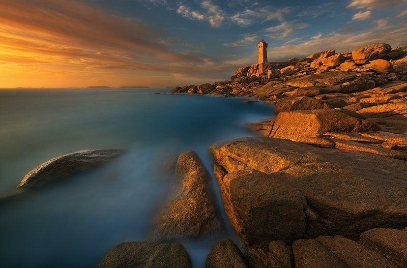 Phare de Mean Ruz...photo preview
