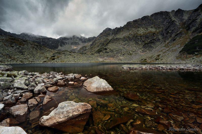 Bulgaria, Lake, Mountain, Rila Август осень приближает...photo preview