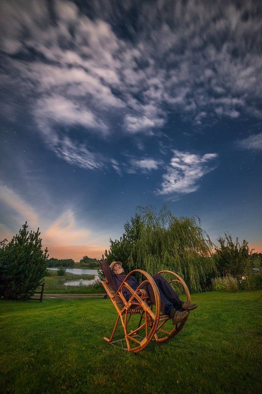 Landscape, Long exposure, Night, Portrait, Tverai Mечтательphoto preview
