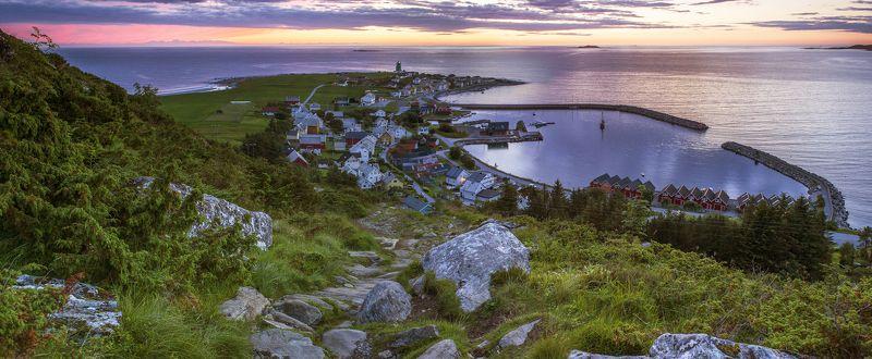Alnes. Norwayphoto preview