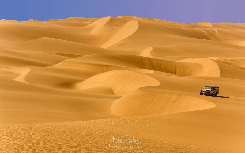 Namib Naukluft National Park, Namibia, Sandvich Harbor Dunes Корабль Пустыниphoto preview