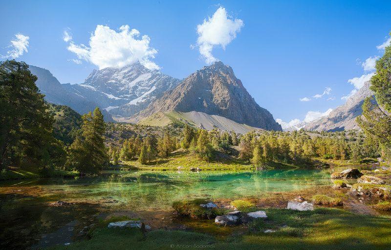Алаудины, Таджикистанphoto preview