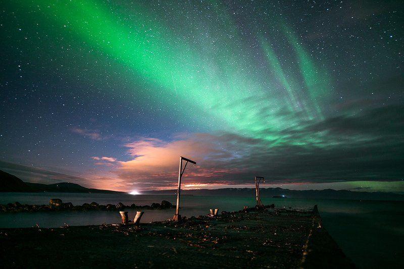 Aurora polar photo preview