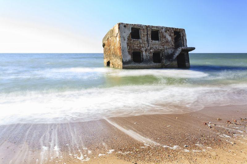 Дом, Лето, Море Лиепаяphoto preview