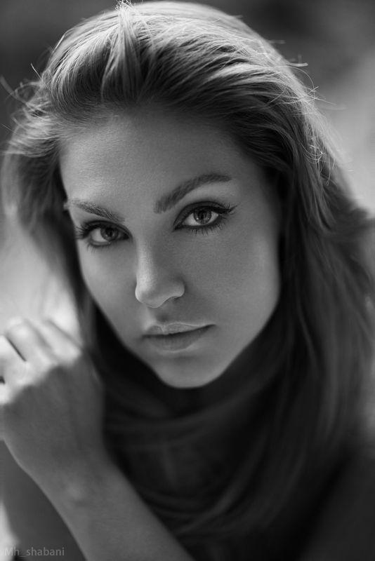 portrait, face, model, natural, light, Baharephoto preview