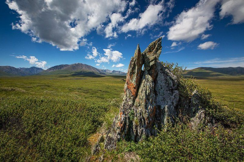 На плато Ештыкёльphoto preview