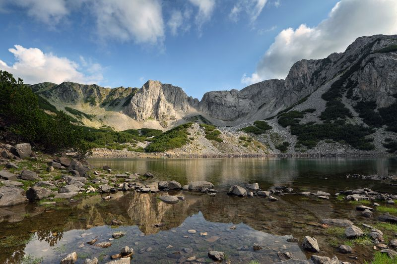 Lake, Mountain, Pirin, Sinanitsa Синаницаphoto preview