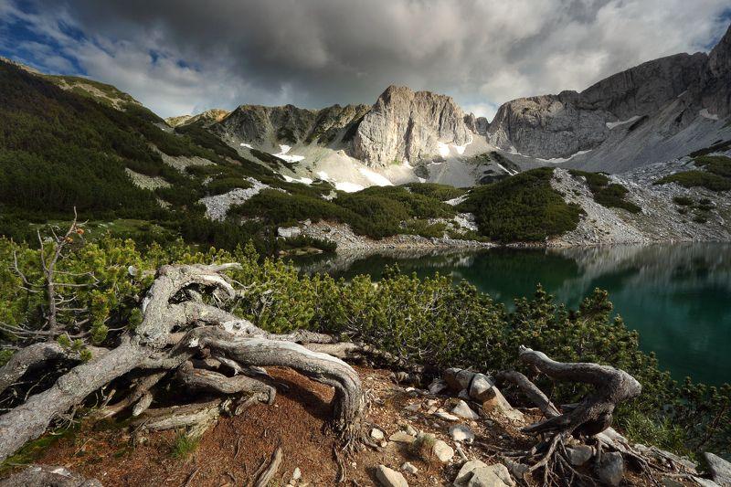 Bulgaria, Lake, Pirin, Sinanitsa Синаницаphoto preview