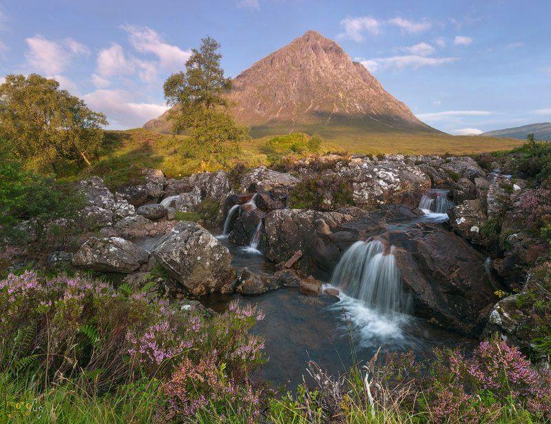 фототур, шотландия, рассвет Бушель Этив Морphoto preview