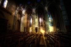 Зайди в церковь ... помолись ...